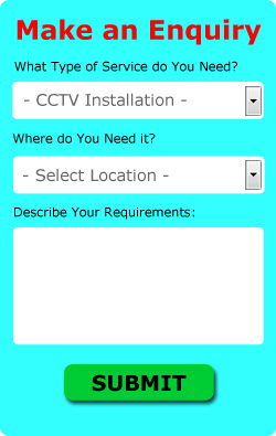 Free Cheshunt CCTV Installation Quotes